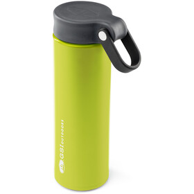 GSI Microlite 500 Twist Bottle, green